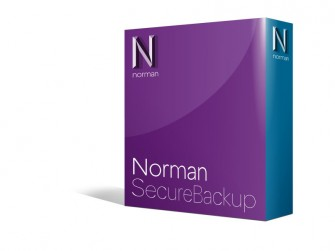 Norman SecureBackup Packshot