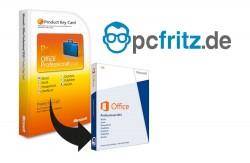 Microsoft Office Werbung (Bild: PC fritz)