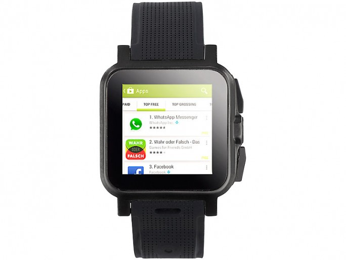 Pearl Smartwatch