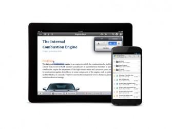 Google bietet die Quickoffice-Mobil-Apps jetzt allen Nutzern kostenlos an  (Bild: Google).