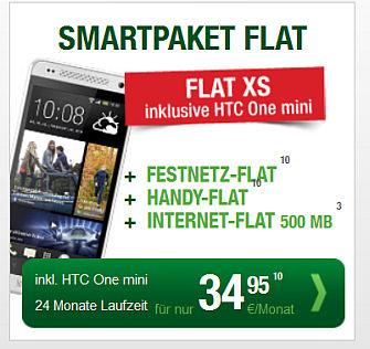 Smartpaket Flat