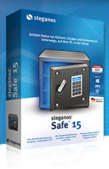 Steganos Safe15-Packshot