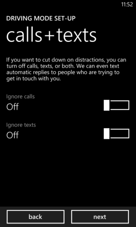 Windows Phone GDR3Kfzmodus