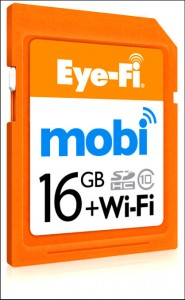 Eye-Fi Mobi 16 GByte
