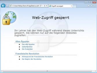 NetopVision WebFilter