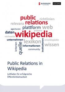 PR-Wikipedia-Leitfaden