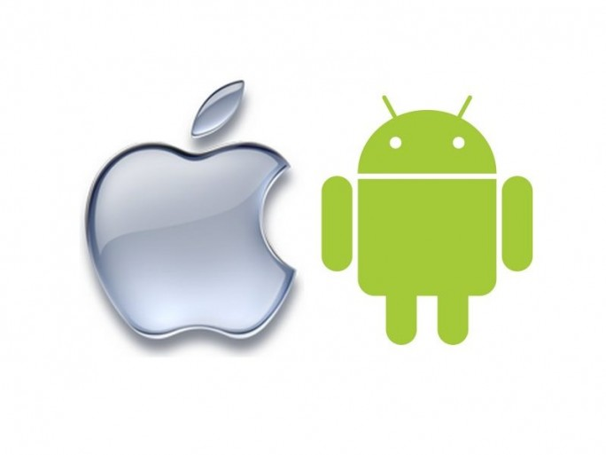 Apple Android (Grafik: ITespresso)