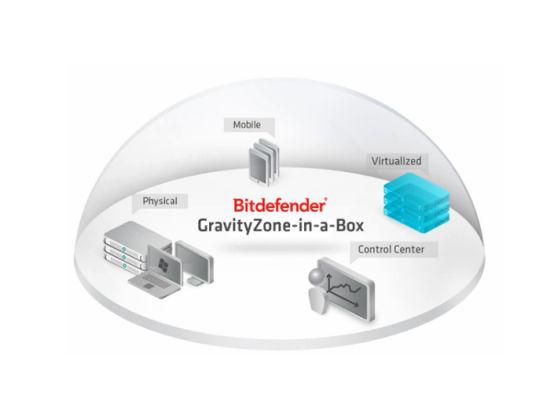 Bitdefender GravityZone-in-a-Box