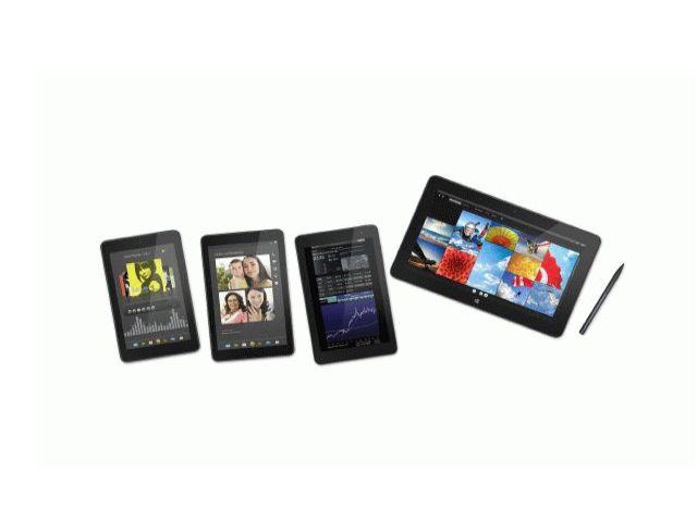 Dell Tablet-Familie Venue