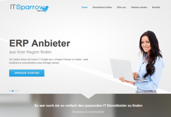 it-sparrow-website
