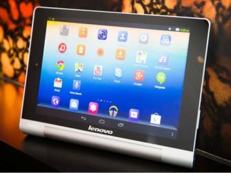 Die Yoga-Tablets sind ab November als 8- oder 10,1-Zoll-Variante erhältlich (Bild: CNET).