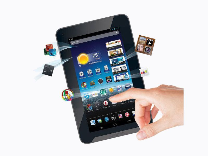 lifetab e7312 99 euro tablet mit android 4 2 bei aldi. Black Bedroom Furniture Sets. Home Design Ideas