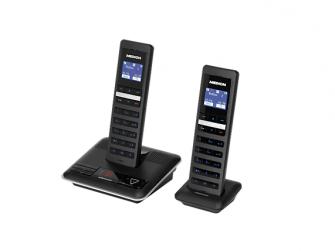 Das Medion Life S63112 lässt sich auch zum Schreiben von SMS verwenden (Bild: Medion).