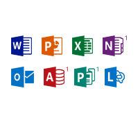 Office 365 ProPlus-Produkte