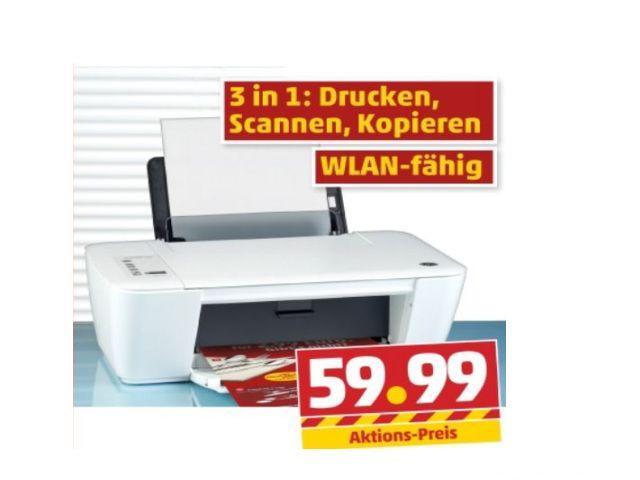 Penny HP Deskjet-Angebot 30.10.13