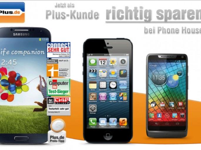 Plus- und Phonehouse-Koop