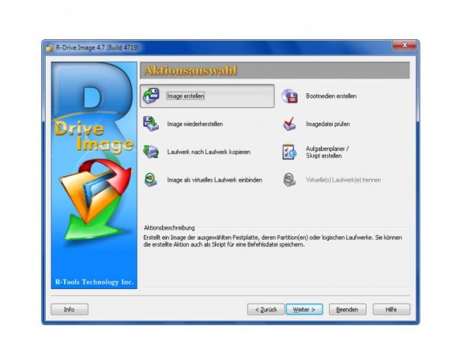 R-Drive-Image-Auswahl