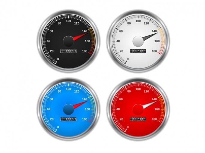 speedmessung-tachos (Bild: Shutterstock)