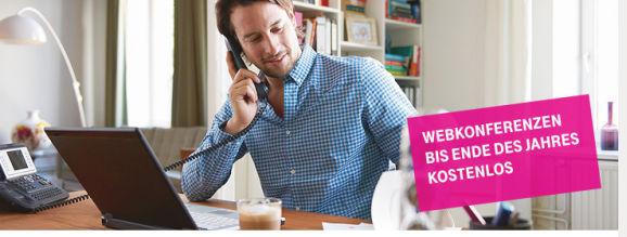 Telekom Webkonferenzen kostenlos