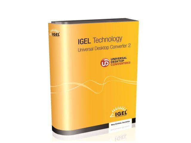 Igel UDSC2 Packshot