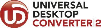 Universal Desktop Converter 2 Logo