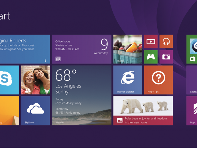 Microsoft stellt Ratgeber für Windows 8.1 bereit
