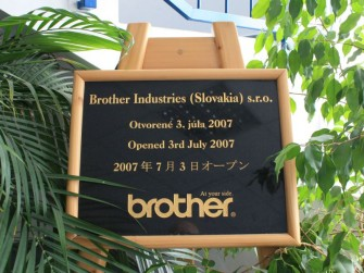 Brother Werk Krupina