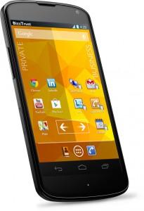 BizzTrust-Smartphone
