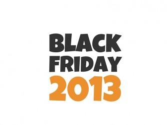 Logo Black Firday 2013 (Bild: blackfridaysale.de)