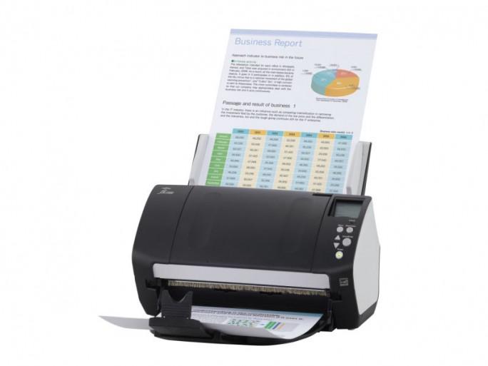 Fujitsu-Scanner Fi7180