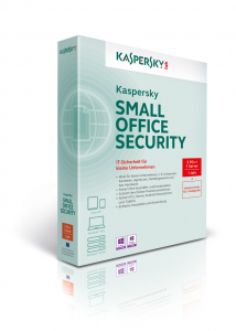 Kaspersky Small Office Security (Bild: Kaspersky)