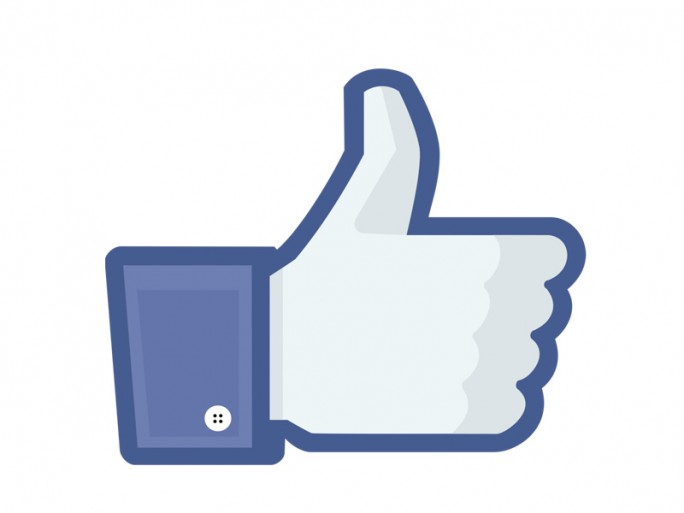 facebook-like-daumen (Grafik: Facebook)
