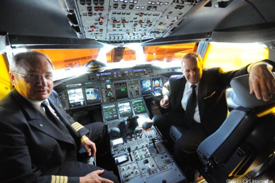 flugzeug-cockpit