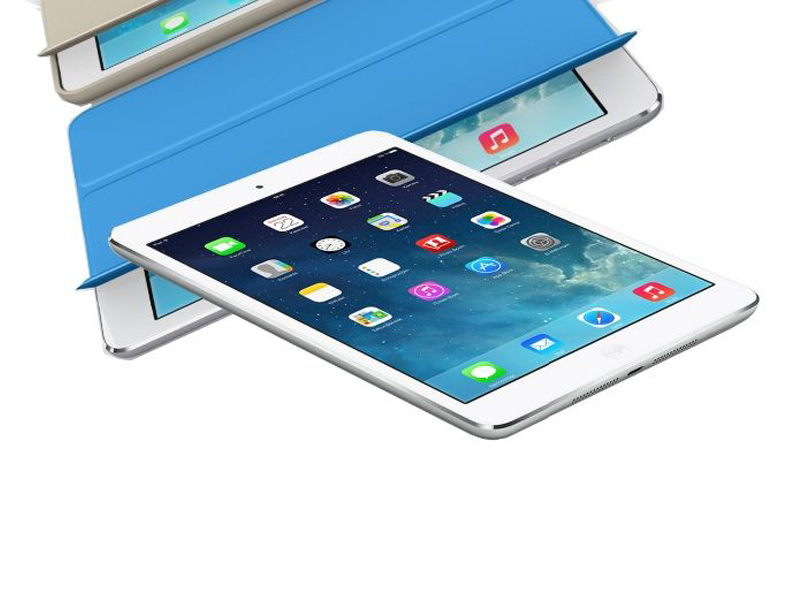 apple hat mit verkauf des ipad mini retina begonnen. Black Bedroom Furniture Sets. Home Design Ideas
