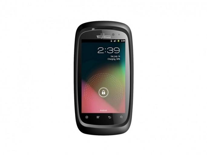 Toughshiel R500+: Robustes Smartphone