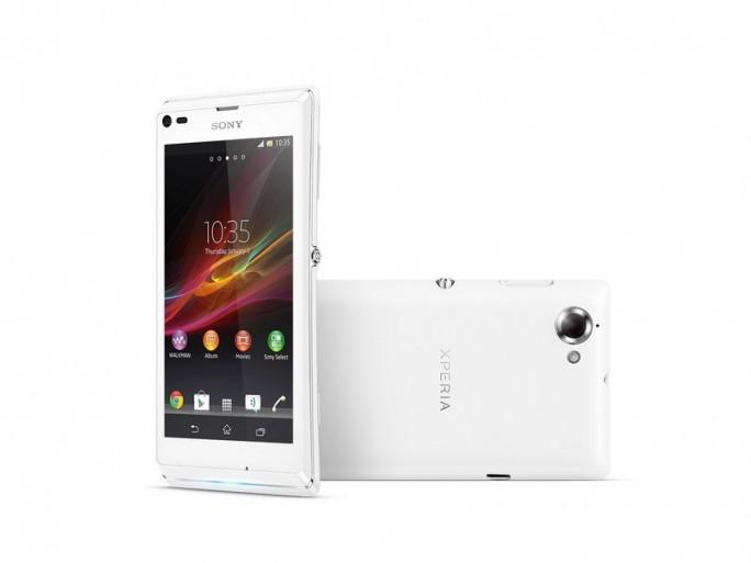 Sony Xperia L (Bild: Sony)
