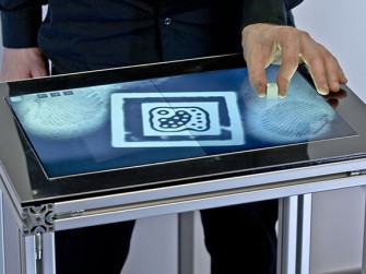 Fiberio kann jedem Fingerabdruck andere Zugriffsrechte zuweisen. (Bild: HPI)