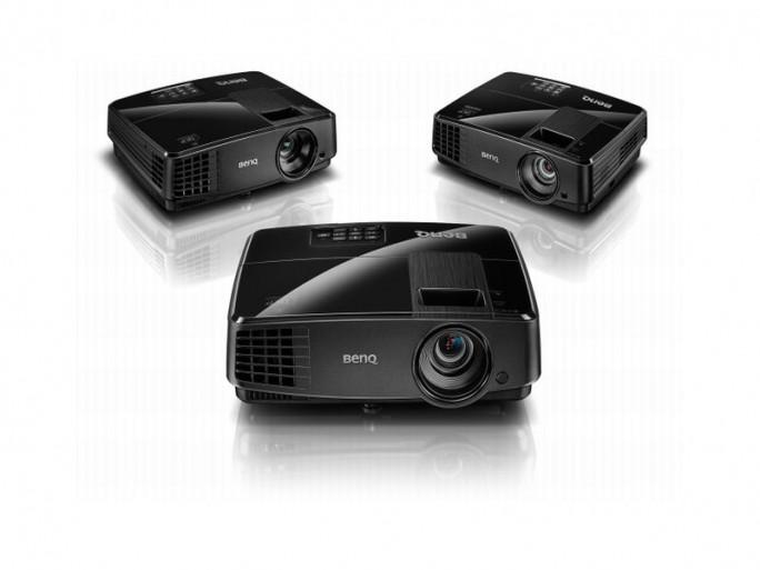 BenQ-MS- und MX-Projektoren