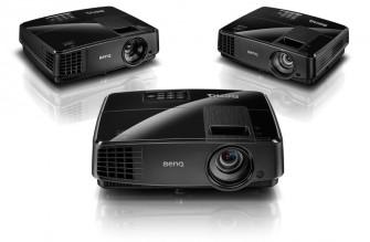 BenQ MS504, MX505, MX522P