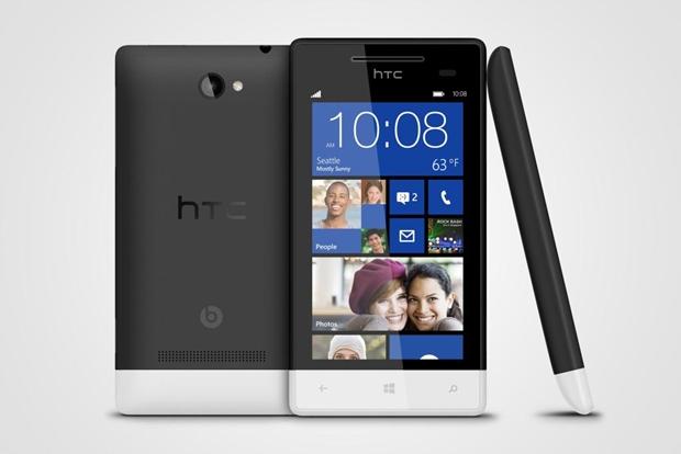 Auch HTC hat neben den Android-Geräten noch ein Windows Phone im Angebot. (Foto: HTC)
