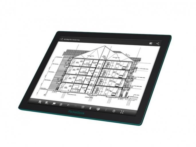 PocketBook CAD-Reader (Bild: PocketBook)