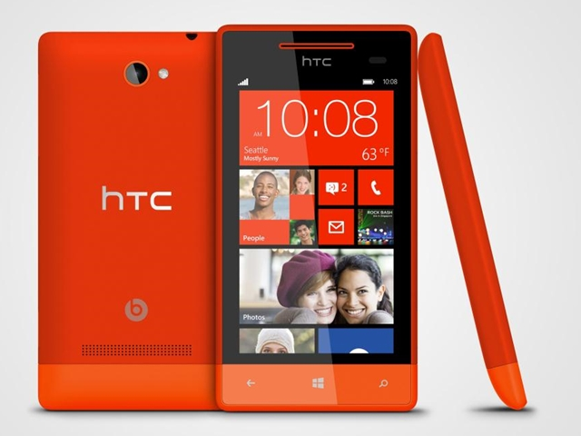 Windows Phone Handy von HTC (BIld: HTC)