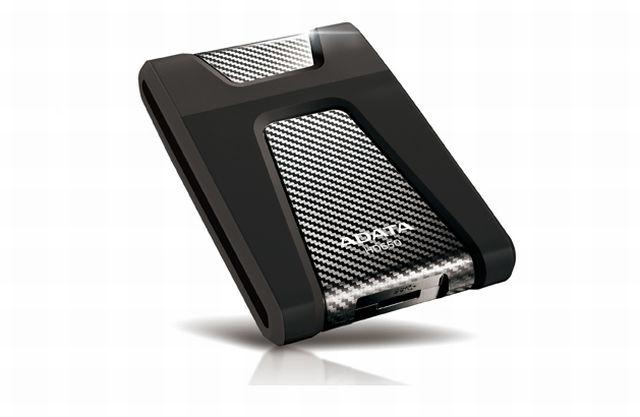 Adata Dash Dive Durable HD650-black
