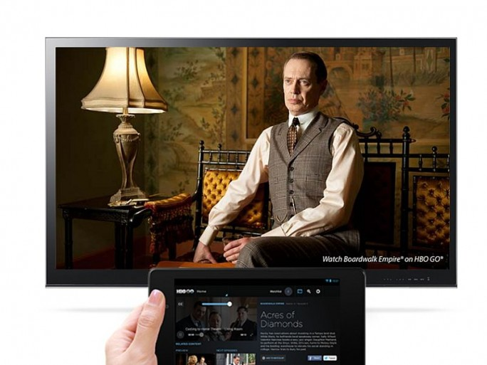 Android-TV mit Chromecast