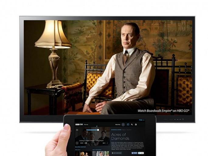 Android-TV mit Chromecast