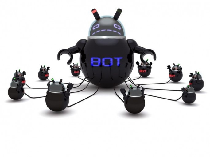 Botnet (Bild: Shutterstock / Gunnar Assmy)