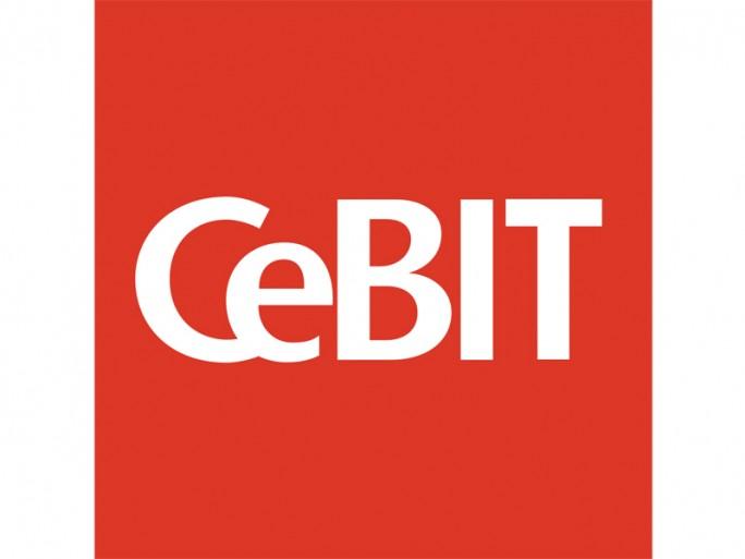 CeBIT Logo (Grafik: Deutche Messe AG)