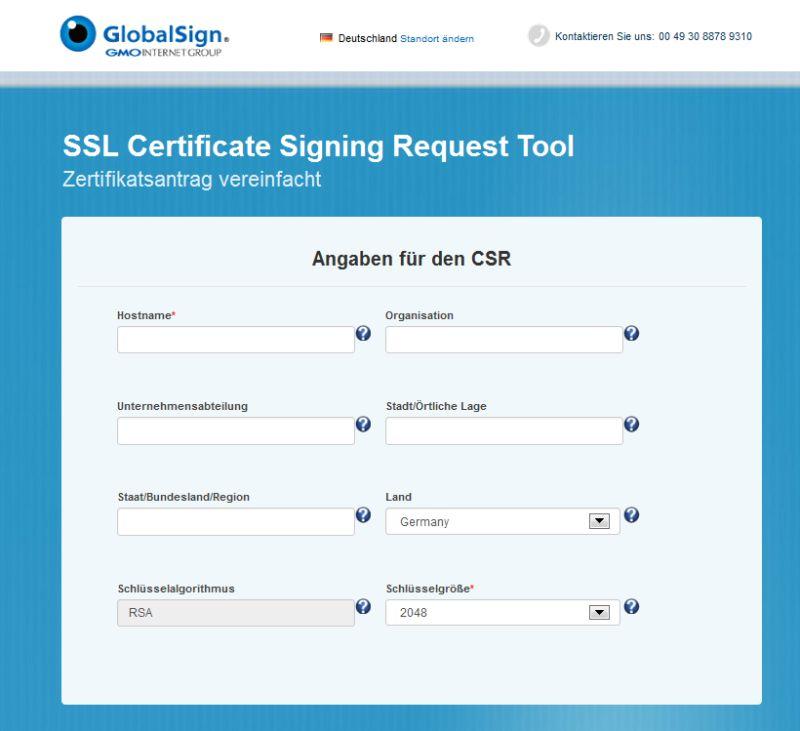 GlobalSign hilft bei SSL-Zertifizierungen per Webdienst - ITespresso.de