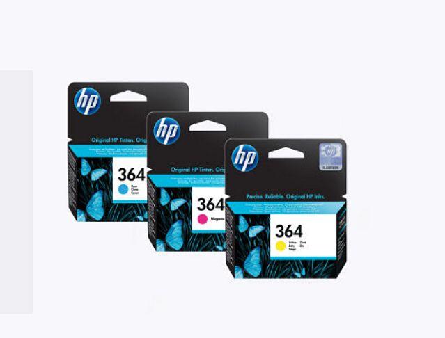 HP 364er-Tintenpatronen