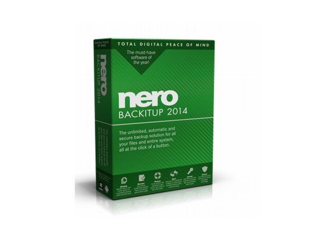 NeroBackItUp 2014
